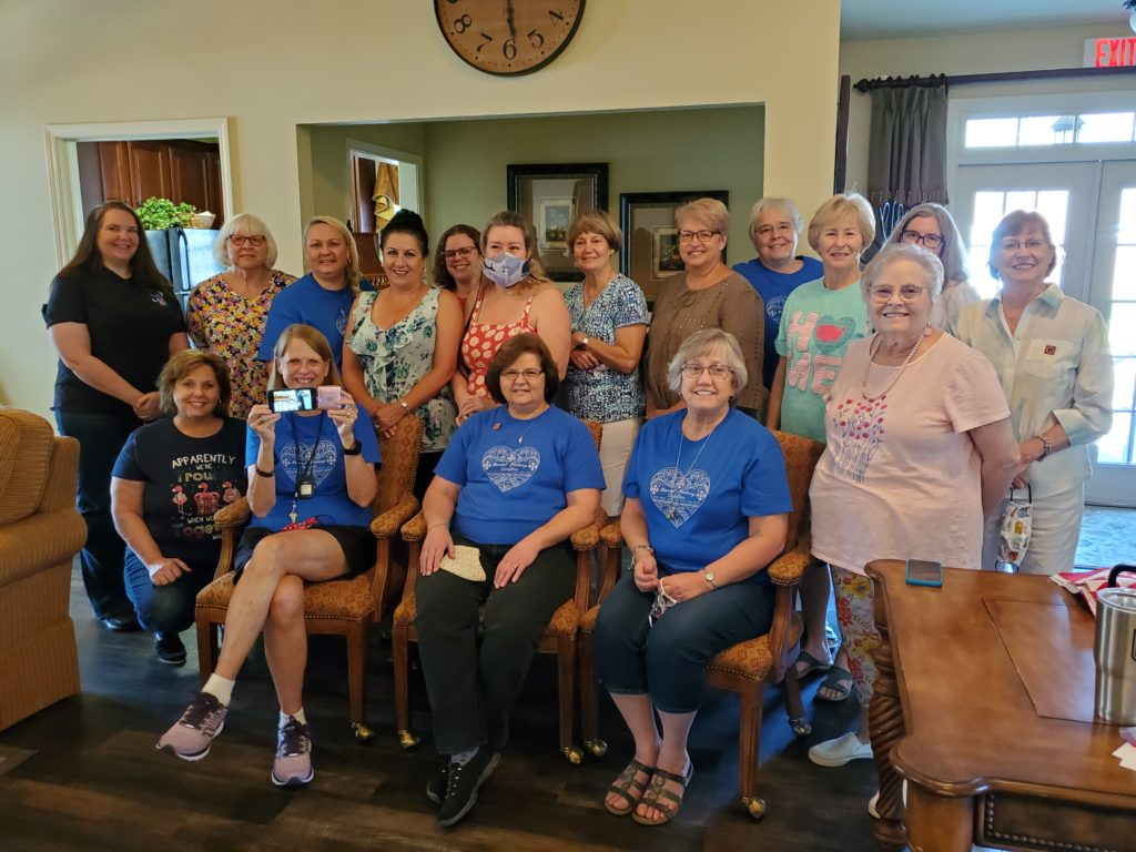 Volunteer_BH Quilting Group Reveal Party (4)
