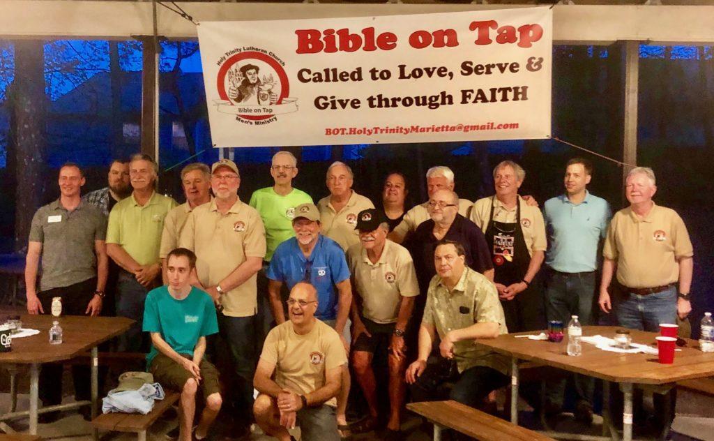 Holy Trinity BOT 7th Anniversary Group